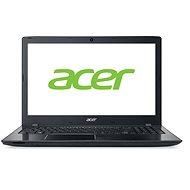 Acer Aspire E15 Obsidian Black Aluminium - Notebook