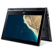 Acer TravelMate B118-RN Black - Notebook
