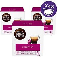 Nescafé Dolce Gusto Espresso 16ks x 3 - Kávové kapsuly