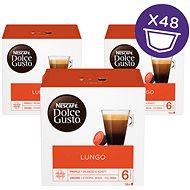 Nescafé Dolce Gusto Caffé Lungo 16ks x 3 - Kávové kapsuly
