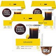 Nescafé Dolce Gusto Grande 16 ks x 3 - Kávové kapsuly