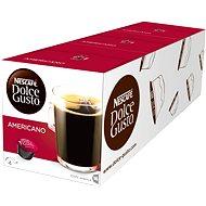 Nescafé Dolce Gusto Americano 16 ksx 3 - Kávové kapsuly