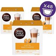 Nescafé Dolce Gusto Latte Macchiato 16ks x 3 - Kávové kapsuly