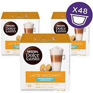 Nescafé Dolce Gusto Latte Macchiato bez cukru 16ks x 3 - Kávové kapsuly