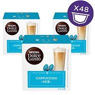 Nescafé Dolce Gusto Cappuccino Ice 16ks x 3 - Kávové kapsuly
