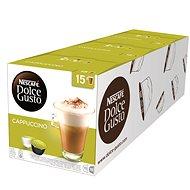 Nescafe Dolce Gusto Cappuccino 30ks x 3