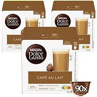 Nescafé Dolce Gusto Cafe Au Lait 30 ks x 3