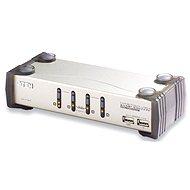 ATEN CS-1734 - KVM elektronický prepínač