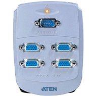 ATEN VS-84 - Aktívny rozbočovač video signálu
