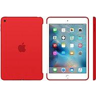 Silicone Case iPad mini 4 Red - Ochranné puzdro