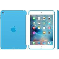 Silicone Case iPad mini 4 Blue - Ochranné puzdro