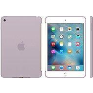 Silicone Case iPad mini 4 Lavender - Ochranné puzdro
