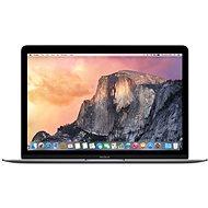 "MacBook 12"" CZ Vesmírne šedý 2017 - MacBook"