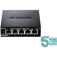 D-Link DES-105/E - Prepínač