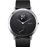 Nokia Steel HR Black (40mm) - Smart hodinky
