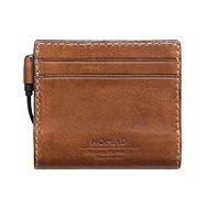 Nomad Leather Charging Wallet Slim - Peňaženka