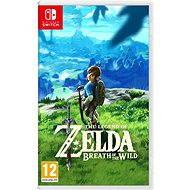 The Legend of Zelda: Breath of the Wild - Nintendo Switch - Hra pre konzolu