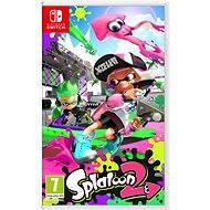 Splatoon 2 - Nintendo Switch - Hra pre konzolu