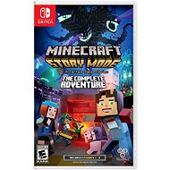 Minecraft Story Mode: The Complete Adventure - Nintendo Switch