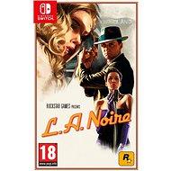 L.A. Noire - Nintendo Switch - Hra pre konzolu