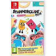 Snipperclips Plus: Cut it out, together! - Nintendo Switch - Hra pre konzolu