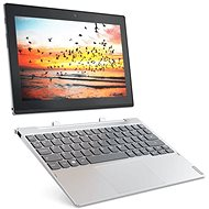 Lenovo Miix 320-10ICR Platinum 128GB + dock s klávesnicou - Tablet PC