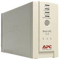 APC Back-UPS CS 500I - Záložný zdroj