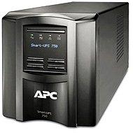 APC Smart-UPS 750VA LCD - Záložný zdroj
