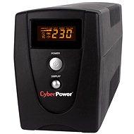 CyberPower Value 800ELCD-FR - Záložný zdroj