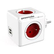 PowerCube Original USB červená - Adaptér