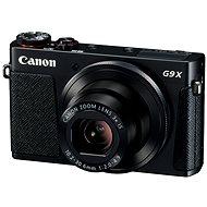 Canon PowerShot G9 X Black - Digitálny fotoaparát