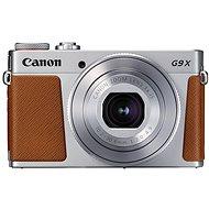 Canon PowerShot G9 X Mark II strieborný - Digitálny fotoaparát
