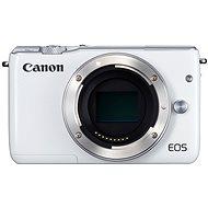 Canon EOS M10 body White - Digitálny fotoaparát