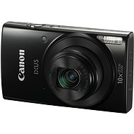 Canon IXUS 182 čierny - Digitálny fotoaparát