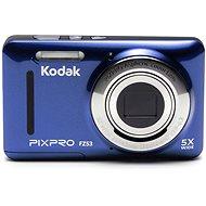 Kodak FriendlyZoom FZ53 Blue - Digitálny fotoaparát