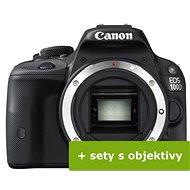 Canon EOS 100D - Digitálna zrkadlovka