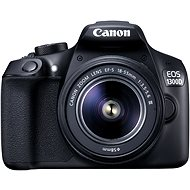 Canon EOS 1300D + EF-S 18-55 mm DC III - Digitálna zrkadlovka