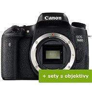 Canon EOS 760D - Digitálna zrkadlovka