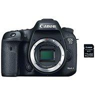 Canon EOS 7D Mark II body + adaptér W-E1 - Digitálna zrkadlovka