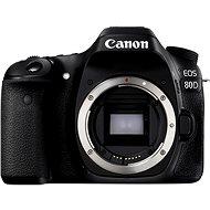 Canon EOS 80D telo - Digitálna zrkadlovka