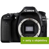 Canon EOS 80D - Digitálna zrkadlovka
