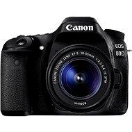 Canon EOS 80D + EF-S 18-55 mm IS STM - Digitálna zrkadlovka