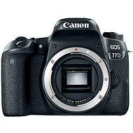 Canon EOS 77D body - Digitálna zrkadlovka
