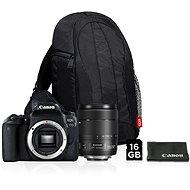 Canon EOS 77D černý + 18-135 mm IS USM Value Up Kit - Digitálna zrkadlovka