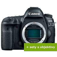 Canon EOS 5D Mark IV - Digitálna zrkadlovka