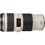Canon EF 70-200mm F4.0 L IS USM Zoom - Objektív