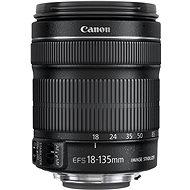 Canon EF-S 18-135 mm F3.5 - 5.6 IS STM - Objektív