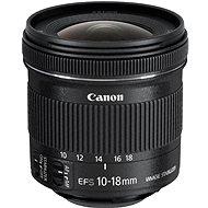 Canon EF-S 10-18mm F4.5 - 5.6 IS STM - Objektív
