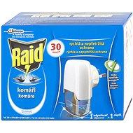 RAID elektrický odparovač 1 + 21 ml - Odpudzovač hmyzu