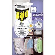 RAID aktívny záves proti moliam - Odpudzovač hmyzu